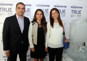 6 Rodrigo Pino, Gloria Garate y Claudia Silva