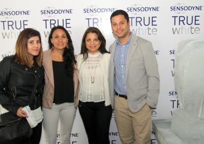9 Jennifer Suazo, Claudia Araneda, Ingrid Oyaneder y Pablo Bustamante