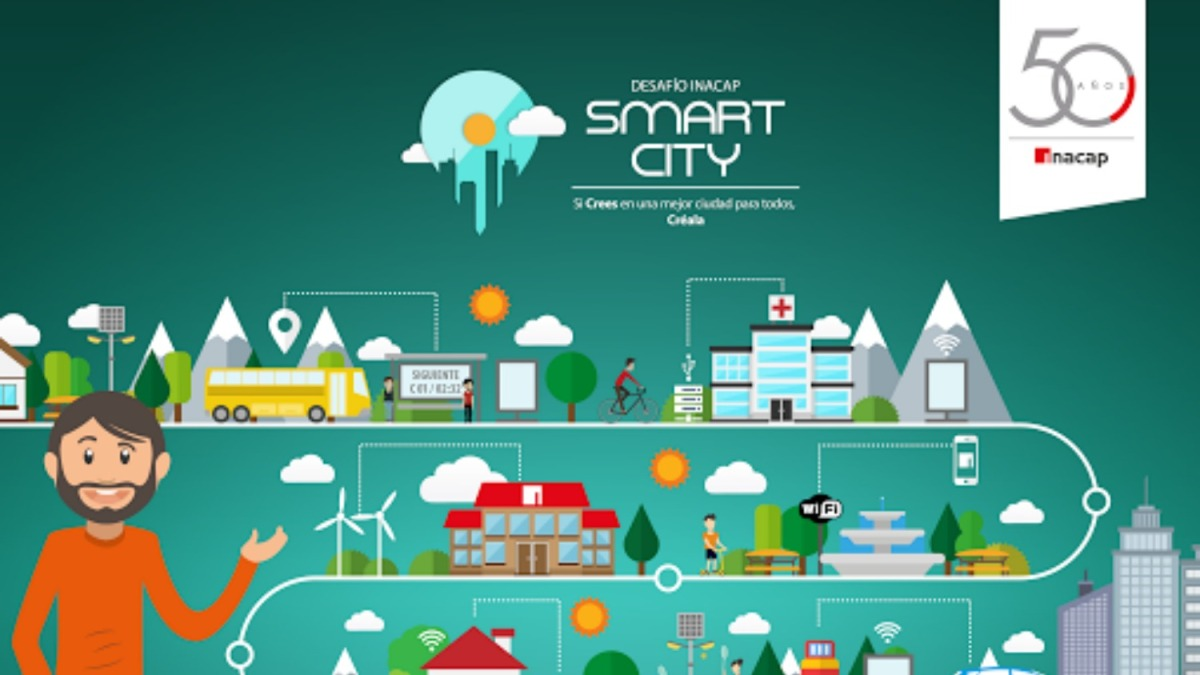 Desafío Smart City 2016: mejorando la calidad de vida con tecnología