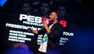 Con Paredes a la cabeza: Konami entrega detalles de PES 2019