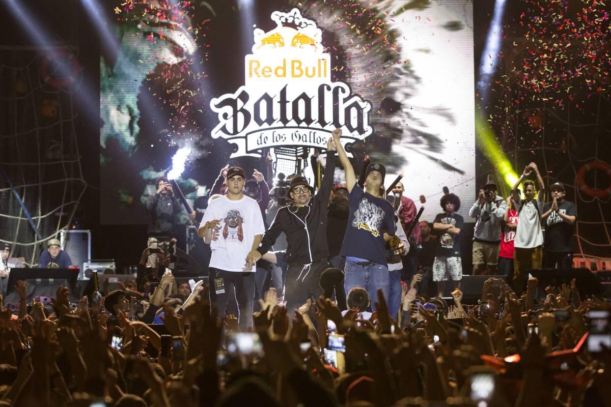 Este 18 de agosto se realizará la Final Nacional de Red Bull Batalla de los Gallos