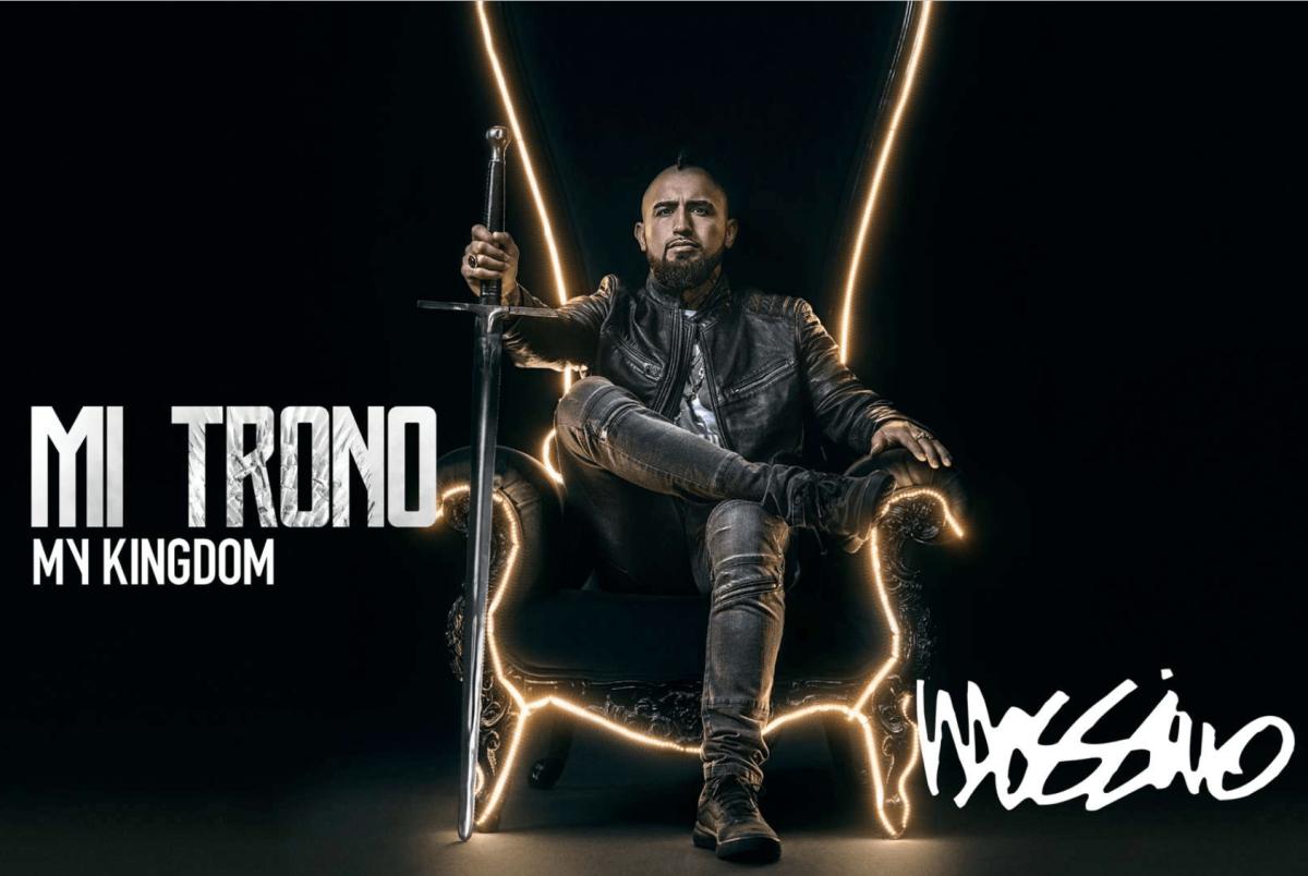 """Arturo Vidal lanza nueva colección de ropa """"My Kingdom"""" en colaboración con Mossimo"""