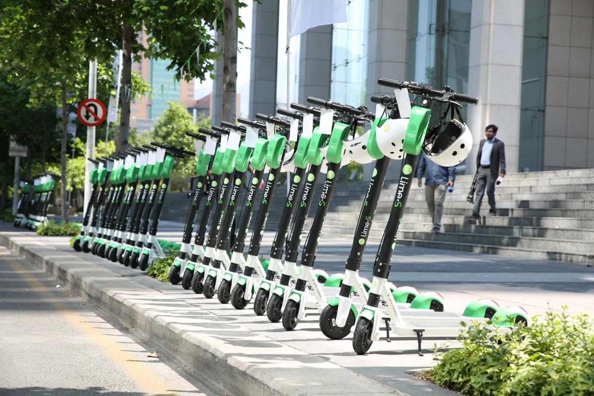 Lime llegó a revolucionar el transporte eléctrico sustentable