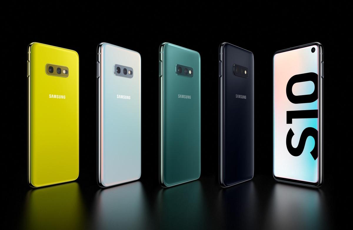 Inicia la venta del Samsung Galaxy S10 en Chile