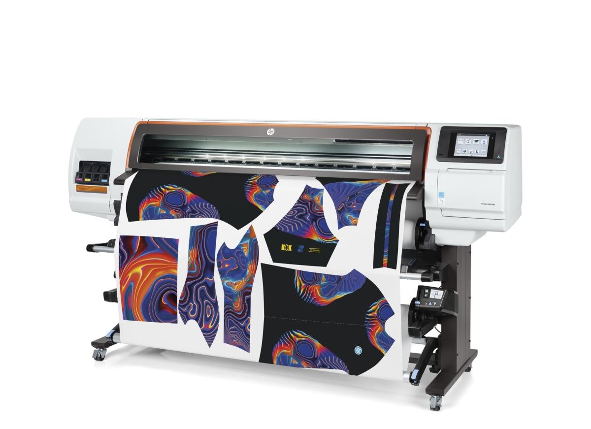 HP busca reinventar la impresión de sublimación con lanzamiento de HP Stitch